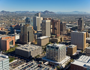 Downtown_Phoenix_Aerial_Looking_Northeast-300x232