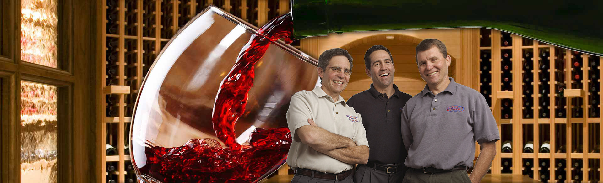 Wine Masters Phoenix AZ Custom Wine Cellars