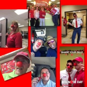 red nose day image